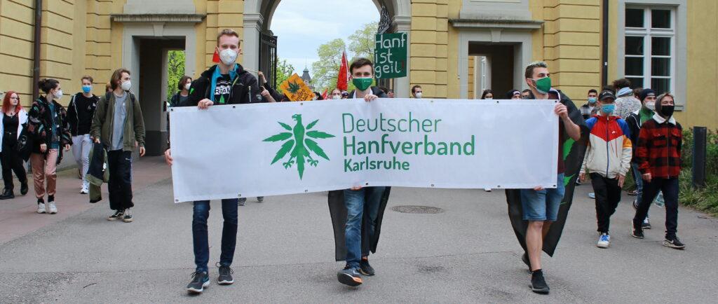 DHV Hanfverband Ortsgruppe Karlsruhe, Legalisierung Cannabis